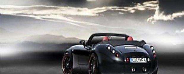Geneva: Wiesmann MF4 Roadster