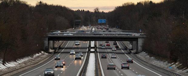 Germania ramane raiul vitezomanilor. Propunerea de a limita viteza pe autostrazi nu a trecut de Parlament