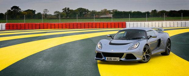 Germanii de la Volkswagen, interesati de achizitionarea Lotus