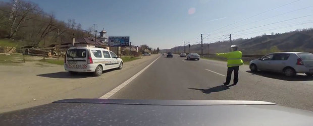 Getaway in Prahova: cu 250+ km/h pe DN1 in drum spre Sinaia - BMW vs. Range Rover