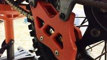 Ghidaj lant Ktm Enduro motocross patina ghid Exc s...