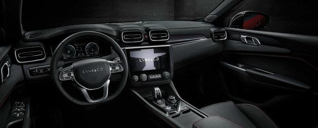 Gigantul chinez care detine marca Volvo a lansat o noua masina pe piata. Cum arata Lynk & Co 03