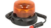 Girofar galben LED diametru 165mm