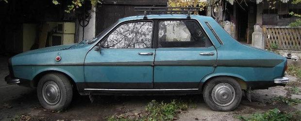 Gluma sau afacere? Cat crezi ca vrea un om din Sibiu pe Dacia lui 1300 'tunata'?