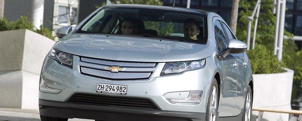 GM face publice imbunatatirile aduse modelului Chevrolet Volt