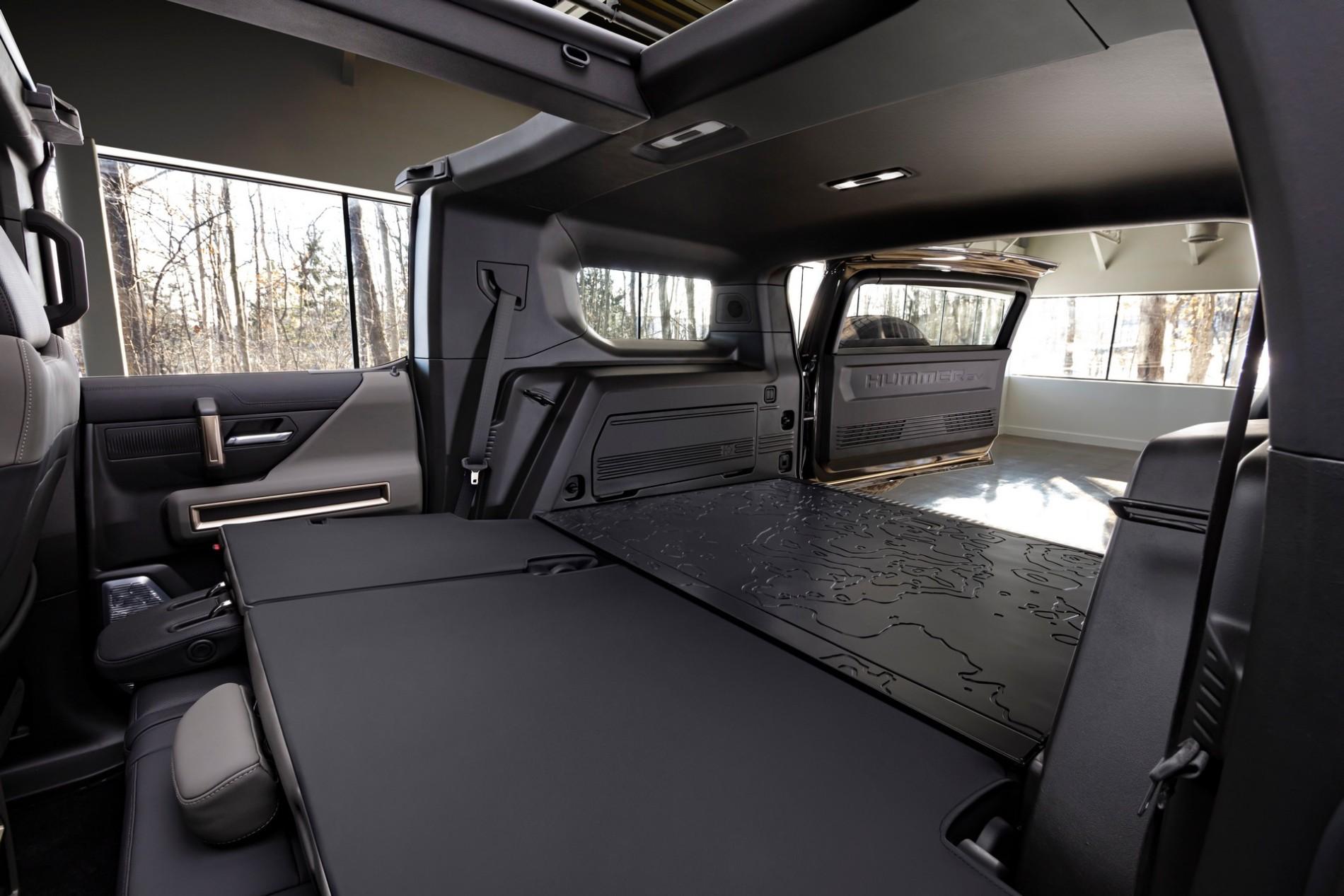 GMC Hummer EV SUV - Poze noi - GMC Hummer EV SUV - Poze noi