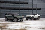 GMC Hummer EV SUV - Poze noi