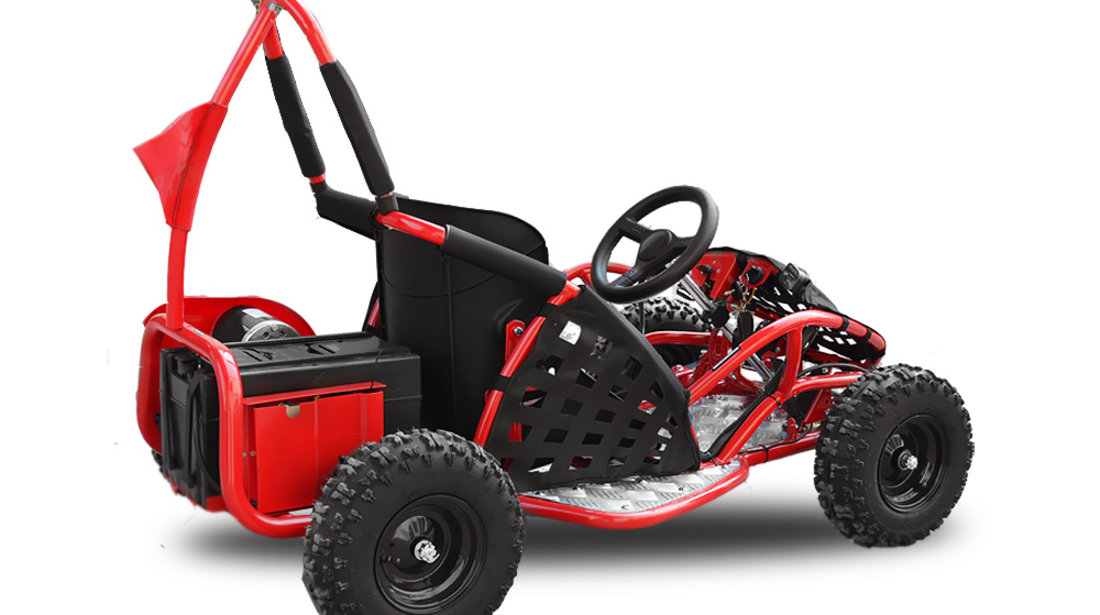 Go Kart BEMI mini Buggy 1000W 48V ! PRET REAL !