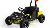Go Kart BEMI mini Buggy 80cc OHV 4T Galben PRET RE...