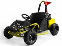 Go Kart BEMI mini Buggy 80cc OHV 4T Galben