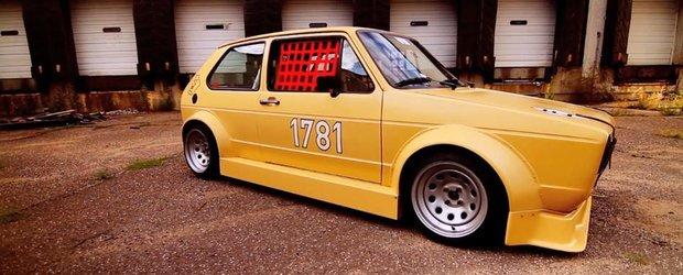 Golf 1: cum sa redai viata unei masini din 1982