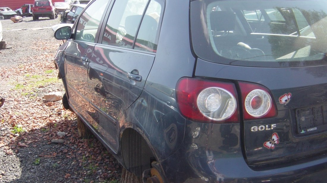 GOLF 5 PLUS 1.9 TDI 2006