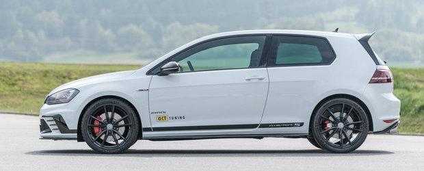 Golf-ul Clubsport S dezvolta acum 365 de cai putere, multumita austriecilor de la O.CT Tuning