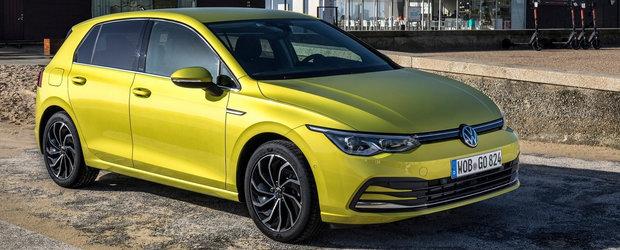 Golf-ul nu mai este cea mai vanduta masina de la Volkswagen