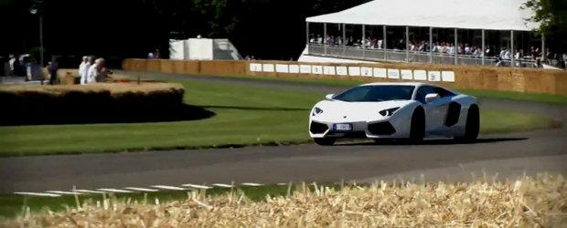 Goodwood 2011: Manifestul motoarelor V12 la Festivalul Vitezei!
