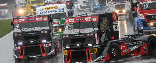 Goodyear la cursa de camioane de la Nurburgring