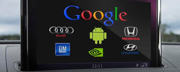 Google vrea sa aduca Android in masina. Esti de acord?