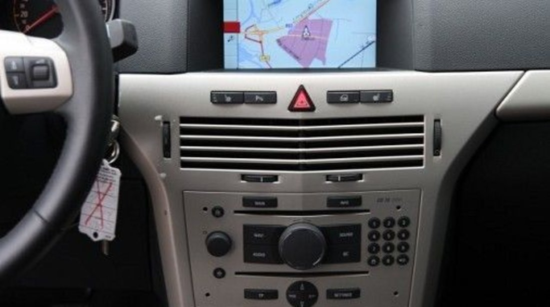 Wonderbaar GPS Harta Navigatie 70/90 NAVI OPEL Astra H Corsa Vectra Zafira LJ-15