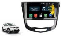 GPS / Navigatie Android Nissan Qashqai ~ Memorie r...