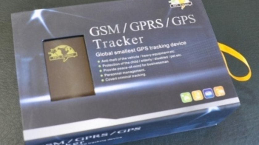 GPS Tracker Cartek