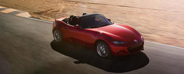 Graba strica oare treaba? Japonezii de la Mazda au anuntat deja planurile pentru viitoarea MX-5