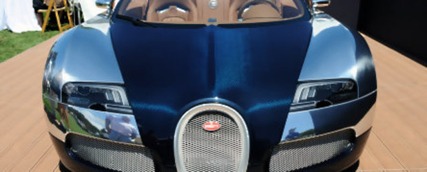 Grand Sport Sang Bleu, probabil ultimul Veyron special