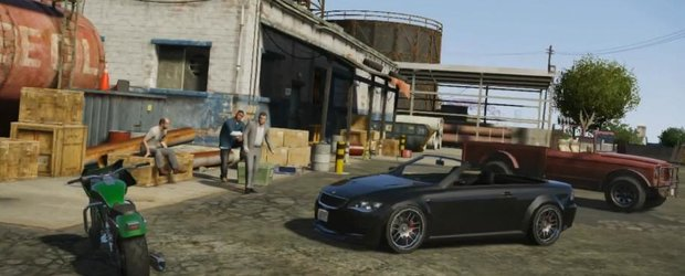 Grand Theft Auto V se anunta a fi cel mai tare joc de actiune cu masini