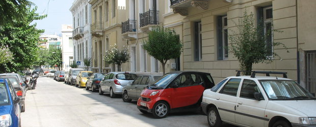 Grecia permite din nou accesul masinilor cu motor diesel in Atena si Salonic