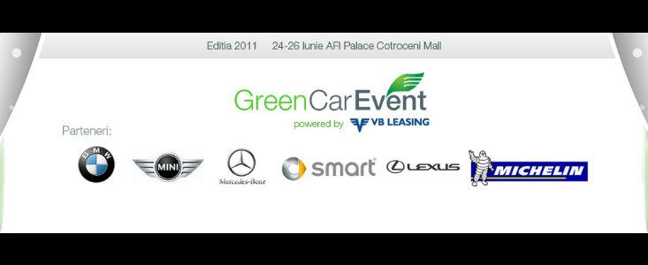 GREEN CAR EVENT 2011 - Bucuresti, 24-26 iunie