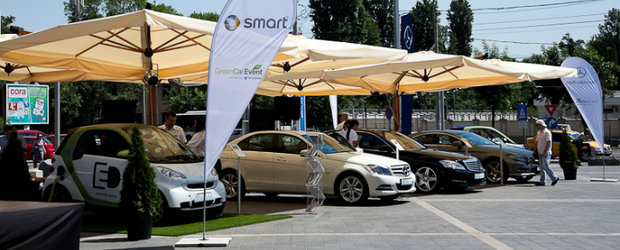 GREEN CAR EVENT 2011 - Un festin al masinilor verzi