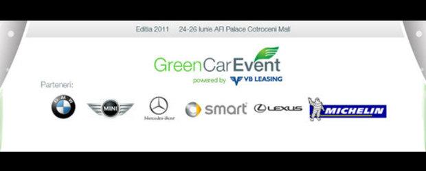 GREEN CAR EVENT 2011 va fi inaugurat de primarul general Sorin Oprescu