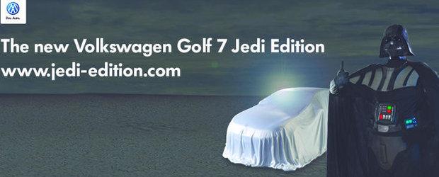 Greenpeace ia peste picior Volkswagen si al sau viitor Golf 7