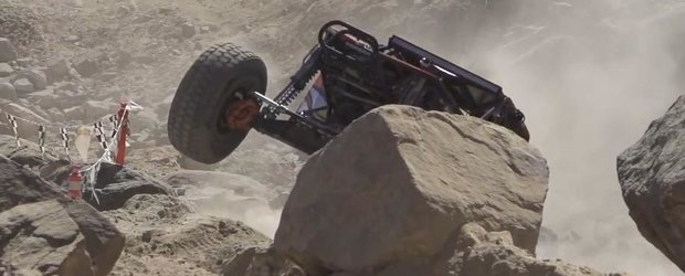 Griffin King of the Hammers, cel mai extrem concurs de off-road din lume