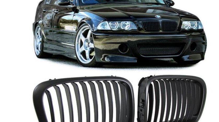 Grila ABS pentru BMW E46 Limo/Touring 98-01