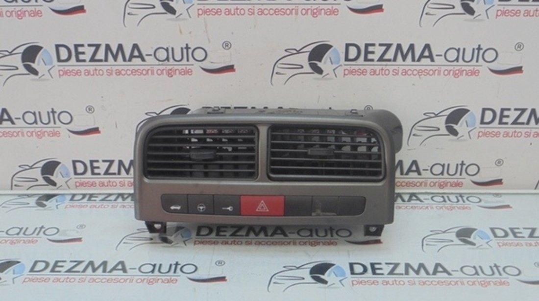 Grila aer bord centrala, cod 735394582, Fiat Punto (199) (id:270987)