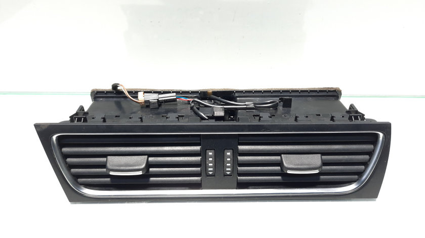 Grila aer bord centrala, cod 8T1820951C, Audi A4 (8K2, B8) (id:449513)