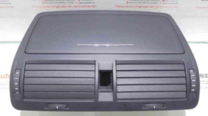 Grila aer bord centrala cu sertar 1Z0820951, Skoda Octavia 2 Combi (1Z5)
