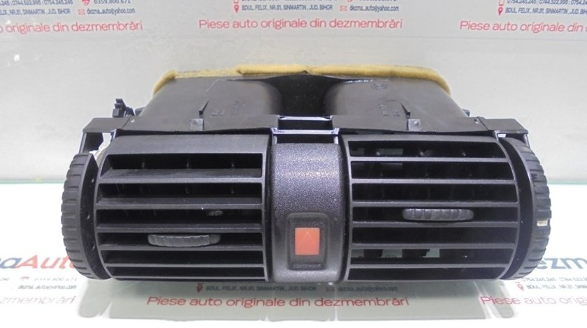 Grila aer centrala bord GM90560344, Opel Astra G hatchback (id:289534)