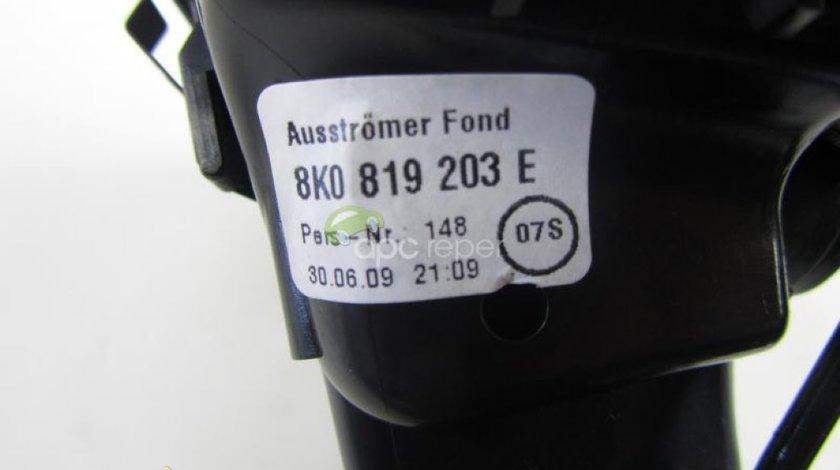 Grila aer spate originala Audi A4 8K