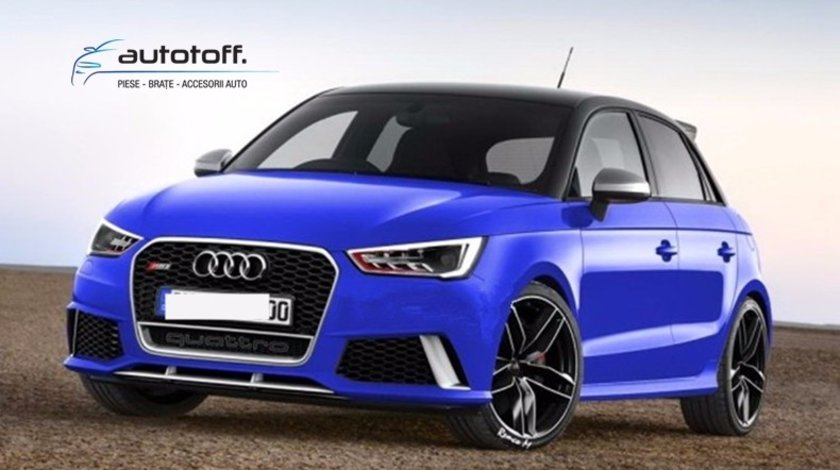 Grila Audi A1 8X Facelift model RS1 (2015-2017)
