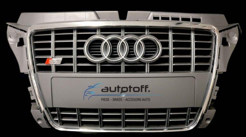 Grila Audi A3 8P (2009-2012) S3 Design