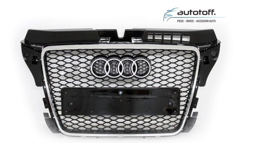Grila Audi A3 8PA (2009-2012) RS3 Design