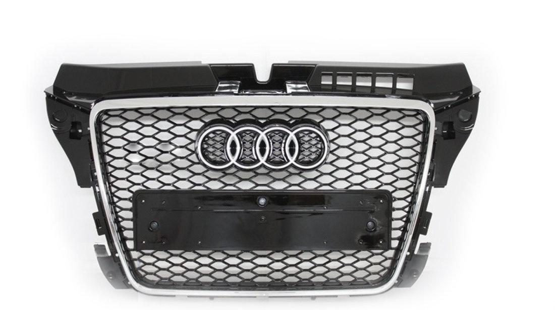 Grila Audi A3 RS3 8PA