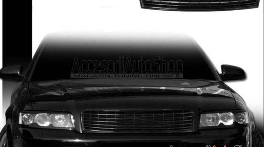 Grila Audi A4 B6 8E 02-05 Neagra