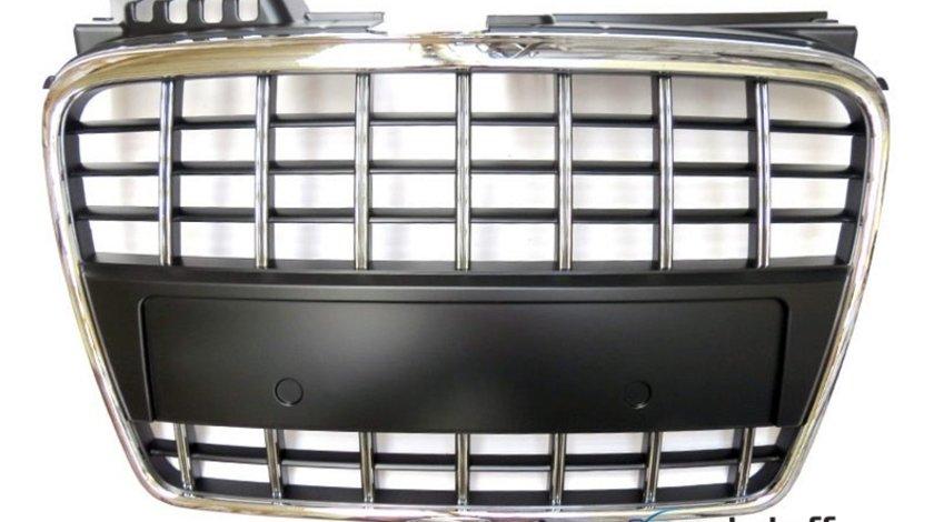 Grila Audi A4 B7 (04-07) model S-line