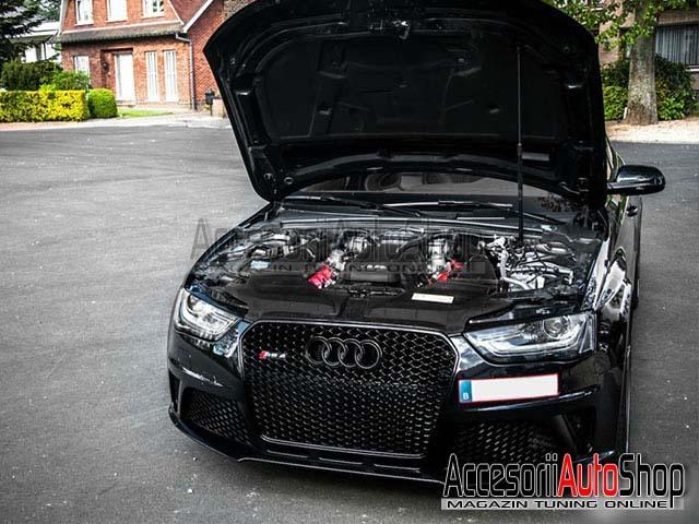 Grila Audi A4 B8.5 Facelift RS4 2013 +