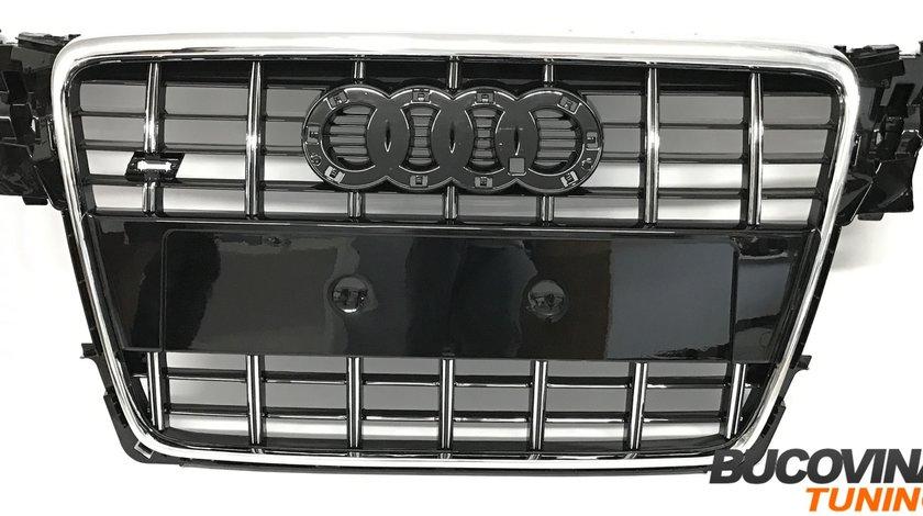GRILA AUDI A4 B8 S4 DESIGN
