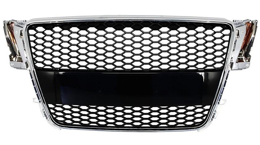 Grila Audi A5 8T (07-11) RS Crom Design