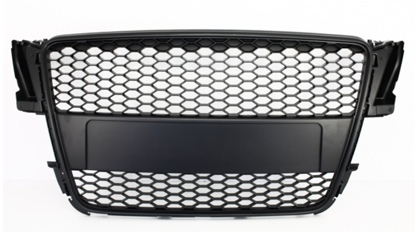 Grila Audi A5 8T (07-11) RS Design Negru Mat