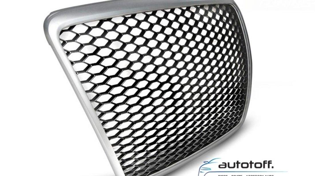 Grila Audi A6 4F C6 Model RS6
